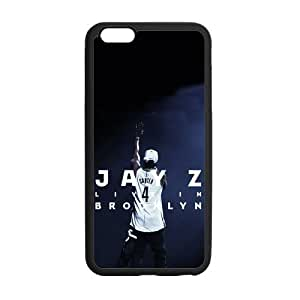 iPhone6 plus Cover JAY-Z Design Solid Rubber Customized Cover Case for iPhone 6 plus 5.5