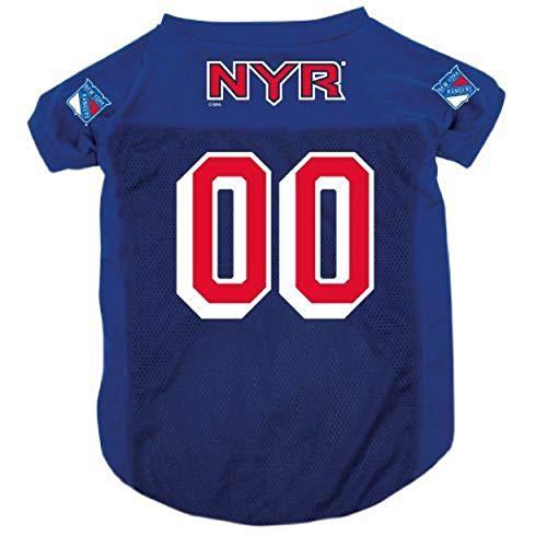 Hunter New York Rangers Pet Jersey - NEW YORK RANGERS Large (New York Rangers Vs Islanders Live Stream)