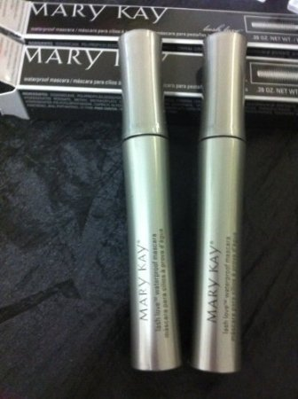 Mary Kay New X2 Lash Love Waterproof Mascara Black Full Size Boxed Retail $ 30