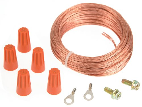 Woodstock W1053 Grounding Kit for Dust Collection Systems