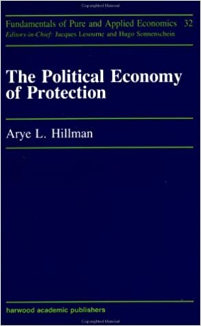 The Political Economy of Protection (Fundamentals of Pure and Applied Economics Series)