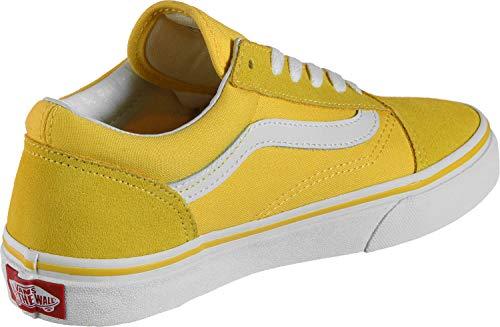Vans Old Skool Shoes Vans Giallo Old xwq0w8UFH