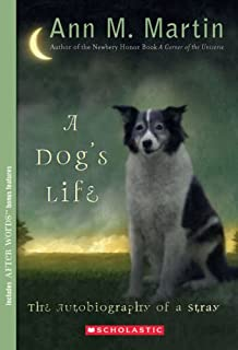 Listen stephanie s tolan amazon books a dogs life autobiography of a stray fandeluxe Choice Image