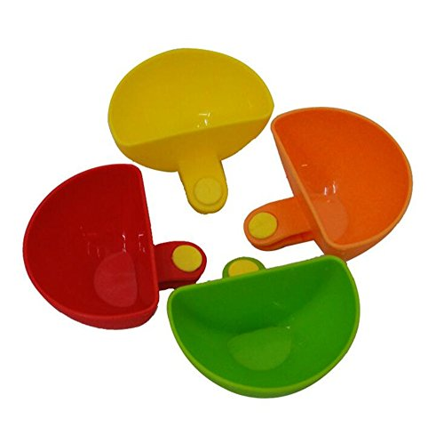 Multifunctional Condiment Dish Relish Dish Relish Plate Sauce Dish - Multicolor (Dip Relish)