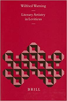 Book Literary Artistry in Leviticus (Biblical Interpretation Series)