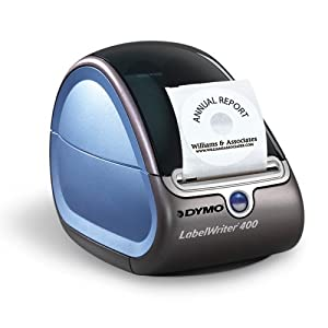 Amazoncom dymo labelwriter 400 label printer 69100 for Dymo labelwriter 400 labels