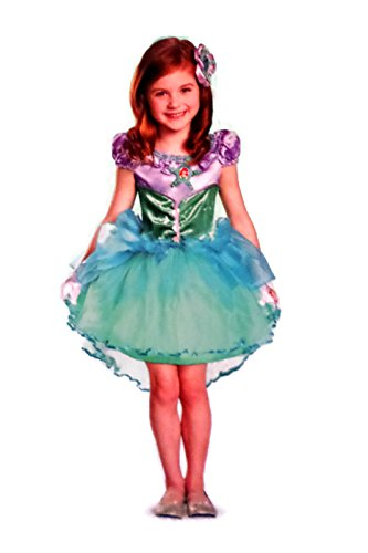 Disguise Disney Little Mermaid Ariel Deluxe Child
