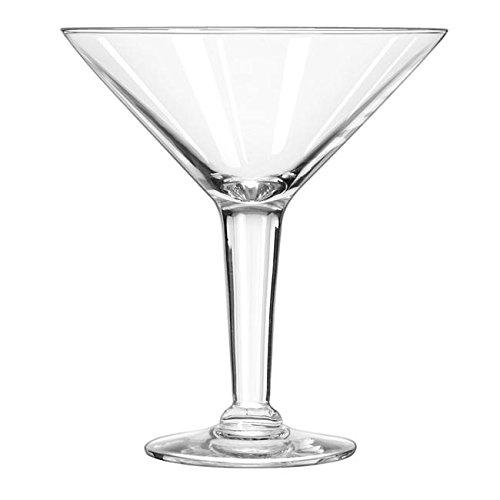 Libbey Glass Inc Lib 9570101 Super Stem Super Martini 44Oz. (6) LIB 9570101 by Libbey