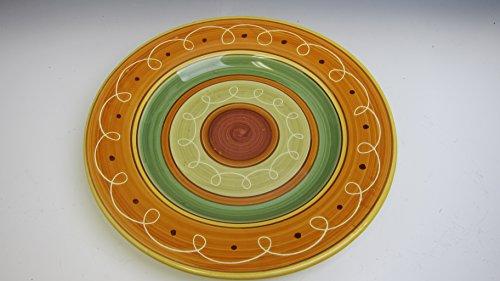 Pier 1 ETRUSCO Dinner Plate EXCELLENT
