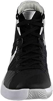 Nike Mens Hyperdunk 2015 Team Basketball Shoe (10.5 D(m) Us, Blackanthracitewhitemetallic Silver) 4
