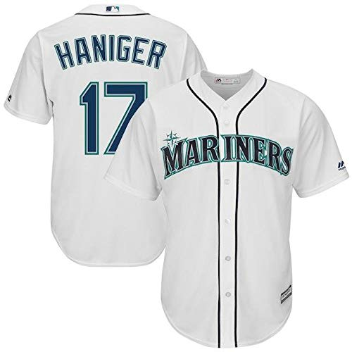 Majestic Majestic Mitch Mariners Mitch Haniger Seattle Mariners White Cool Base Player Player Jersey スポーツ用品【並行輸入品】 S B07HK1VZMJ, マルヒ:f1fc5d41 --- cgt-tbc.fr
