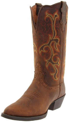 Justin Boots Women's Stampede Collection 12