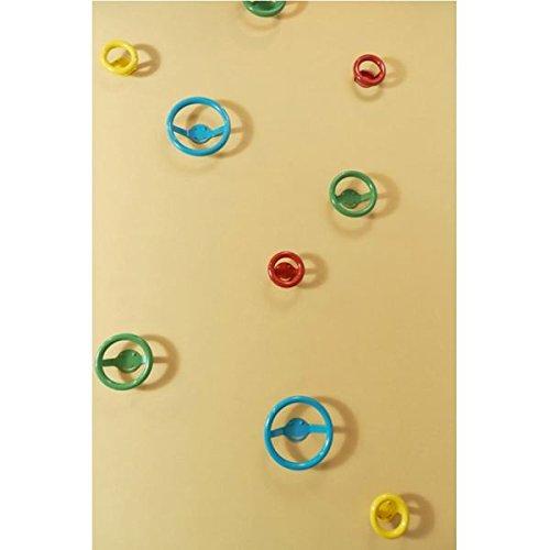 カツデンアーキテック アスレチックシリーズ DECOバブルズ Lサイズ  ターキッシュブルー B077P1X47B 12630  カラー:ターキッシュブルー
