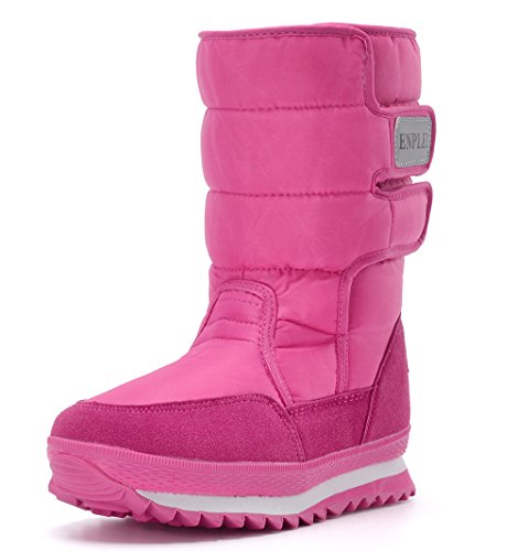 Dadawen Donna Impermeabile Gelido Snow Boot Rose Red (ep)