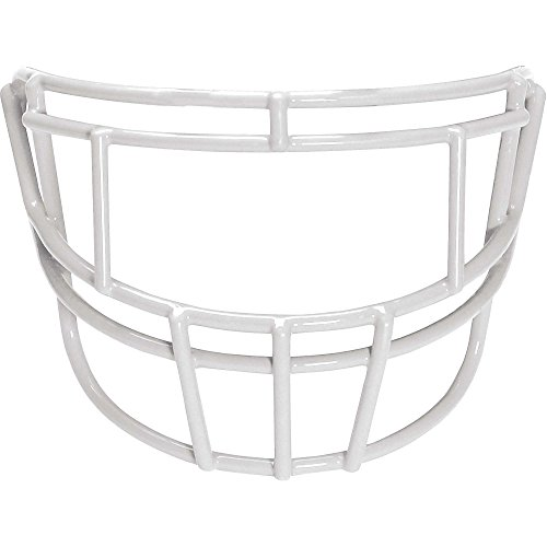 Schutt EGOP-II-YF Youth Faceguard (White, Youth) (Schutt Youth Air Xp)