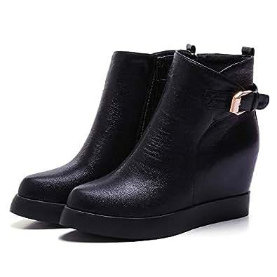 Amazon.com: Fumak Brand 2018 New Women Ankle Boots