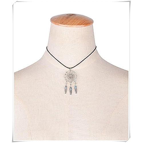 Elegant Rose El collar grande pendiente de los collares de la hija de la madre de los collares de la aleaci/ón de la madre 3pcs fij/ó el collar grande de la familia del sis del lil del sis