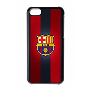 Barcelona iPhone 5c Cell Phone Case Black Protect your phone BVS_728731