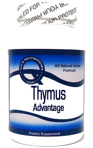 Thymus Advantage 90 Capsules ^GLS by GLS