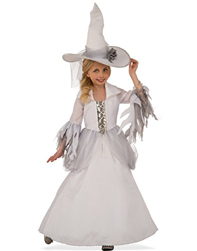Rubies Costume Child's White Witch Costume, Large, Multicolor - The White Witch Halloween Costumes