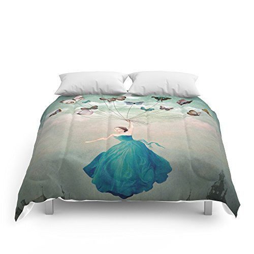 Society6 Leaving Wonderland Comforters King: 104'' x 88'' by Society6