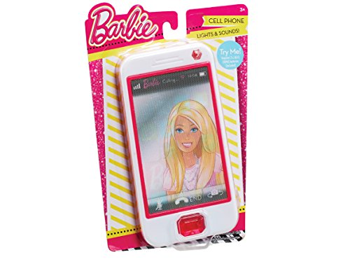 Phone Barbie Cell (Barbie Cell Phone)
