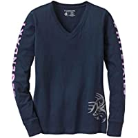 Legendary Whitetails Women's Cotton Non-Typical Long...