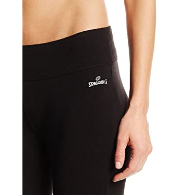 Spalding Women's Essential Capri Legging at Women's Clothing store