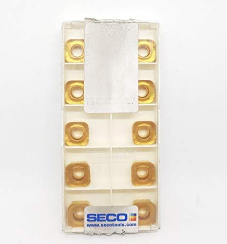 Seco SCET 120631T-ME10 Hartmetalleinsätze T25M Frässpitzen #SB2, 10 Stück