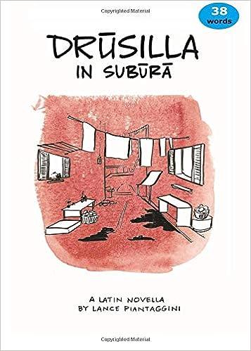 A Latin Novella Drusilla in Subura