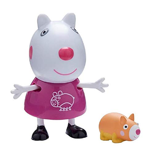 Character Options Peppa Pig Pals & Pets - Suzy Sheep & Hamster