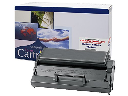 Remanufactured Toner Cartridge Replacement for LEXMARK E320- E322- E322n - HY