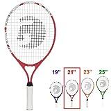 Gamma Sports Raqueta de Tenis rápida para niños, 236.2cm