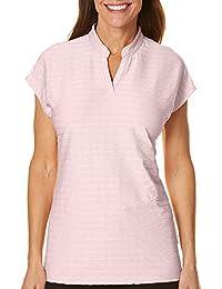 Golf Womens Stripe Mandarin Shirt