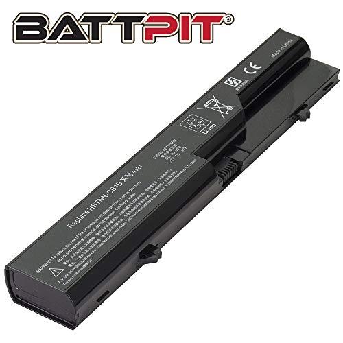 Battpit™ Laptop/Notebook Battery Replacement for HP ProBook 4525S 4420s 4320s 4320t 4325s 4520 4520s 4425s Compaq 320 325 420 620 PH06 PH09 593572-001 593573-001 (4400mAh / - Hp Battery 4420s