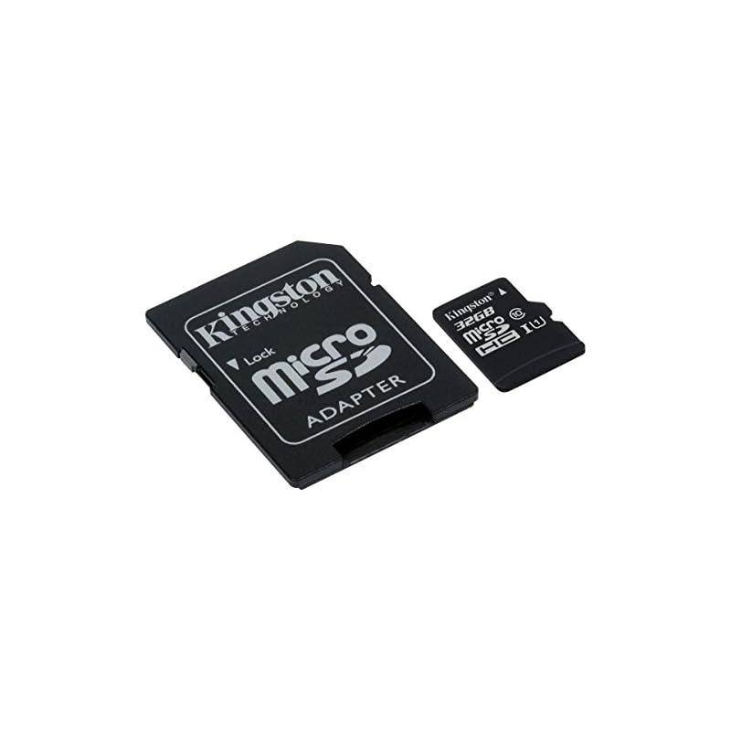 Kingston Canvas Select 32GB microSDHC Cl