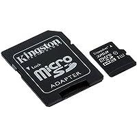 Kingston Canvas Select 32GB microSDHC Class 10 microSD...