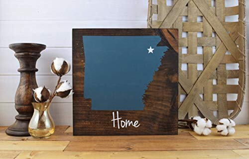 Zacathan432 Pick Colors, Arkansas Wood Sign, Arkansas State Sign, Arkansas Sign, Arkansas Decor, Arkansas Art, Moving Gift, Housewarming Gift, State - Sign Wood Arkansas