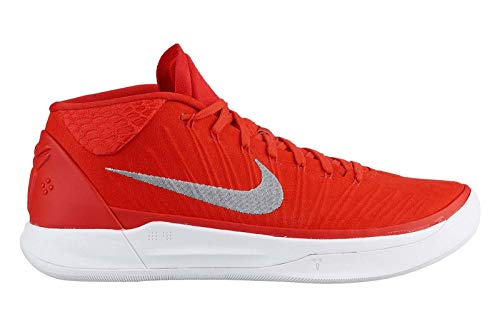 on sale ffd42 f5c49 Nike Men s Kobe AD TB Basketball Shoes-Orange Blaze Metallic Silver-11