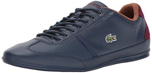 Lacoste Mens Misano Sport 317 1 Sneaker Marine