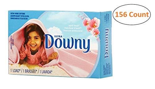 Downy 超柔軟剤 4月のフレッシュな香り ベンディングケース 156ユニット B0784XYGXQ