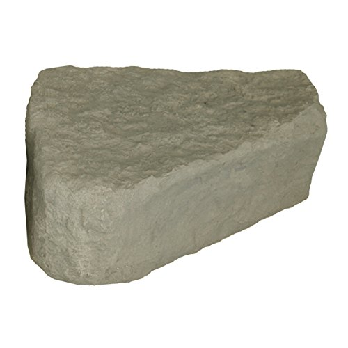 RTS Companies Right Triangle Armor Stone Landscape Rock, Oak, 35