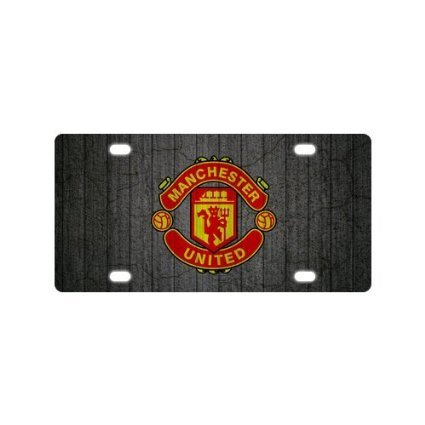 manchester united car tag - 4