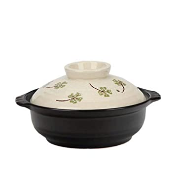 Amazon.com: Earthenware - Cacerola de arroz, sopa de cocina ...