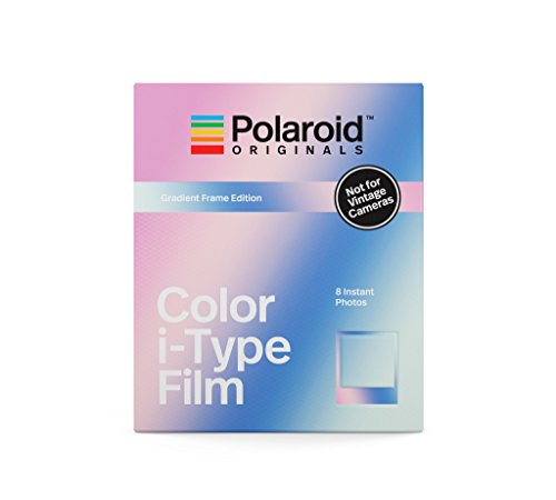 Polaroid Originals Instant Color Film i-Type - Gradient Edition (4833) by Polaroid Originals
