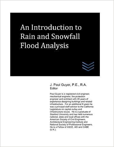 An Introduction to Rain and Snowfall Flood Analysis