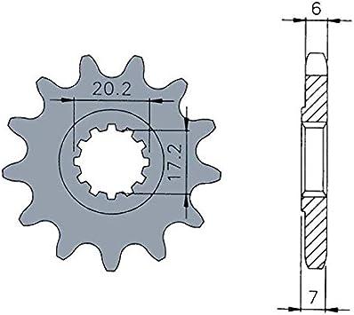 Sconosciuto B1/ /Pignone Standard 12/Denti Catena 420/Motori AM6