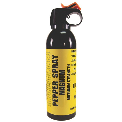 Eliminator Magnum 16oz Canister Pepper Spray