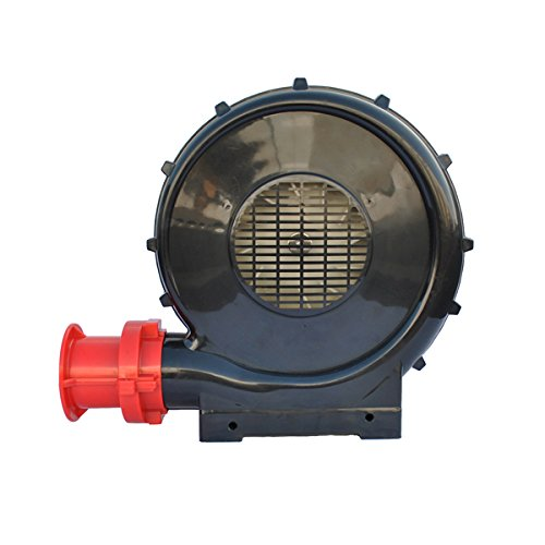 XPOWER BR-232A 1/2-HP 600-CFM Indoor/Outdoor Inflatable Blower, 5.5-Amp