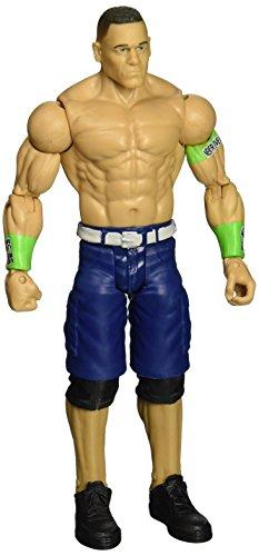 WWE WrestleMania Heritage Series John Cena Figure